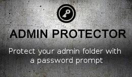 Admin Protector
