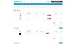 Multi-Merchant 3.0 Split Cart