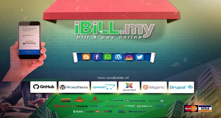 iBill Malaysia Payment Plugin for Opencart