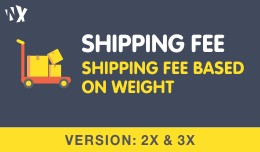 Shipping Method Fee