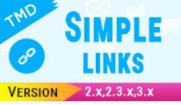 advance links