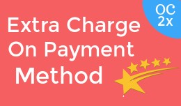 Extra Charge on payment method OC2x