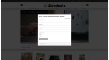 Webdealz.net - Liquidations, Closeouts & Consignment