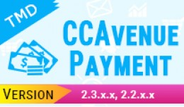 TMD CCAvenue Payment Module opencart
