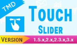 opencart Touch Slider (1.5.x,2.x & 3.x)