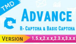 Add and remove captcha each form(1.5.x , 2.x.x &..
