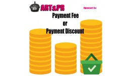 Payment Fee or Payment Discount
