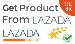 Get Product from lazada OC3x