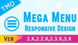 Mega Menu 3.x & 2.x.x