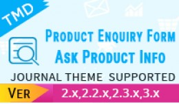 Product Enquiry Form - Ask product price
