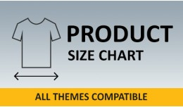 Product Size Chart
