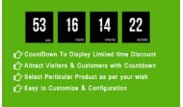 Countdown opencart 3.0.2.0 module
