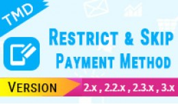 Restrict & Skip Payment Method