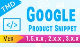 Google Product Snippet