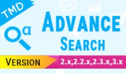 advance search module