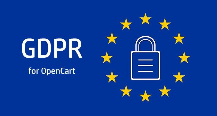GDPR for OpenCart 3xxx