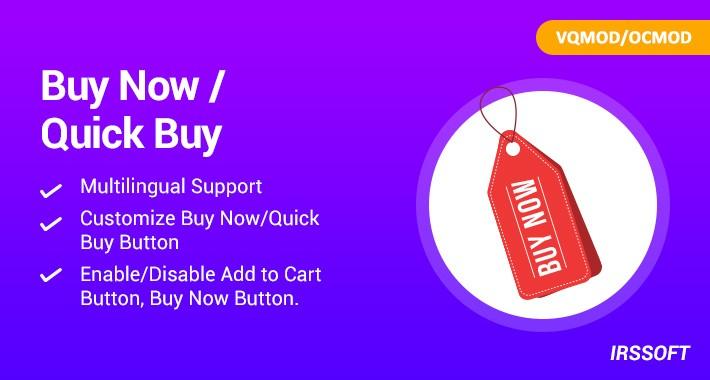 Buy Now / Quick Buy  VQMOD / OCMOD