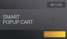 Smart Popup Cart