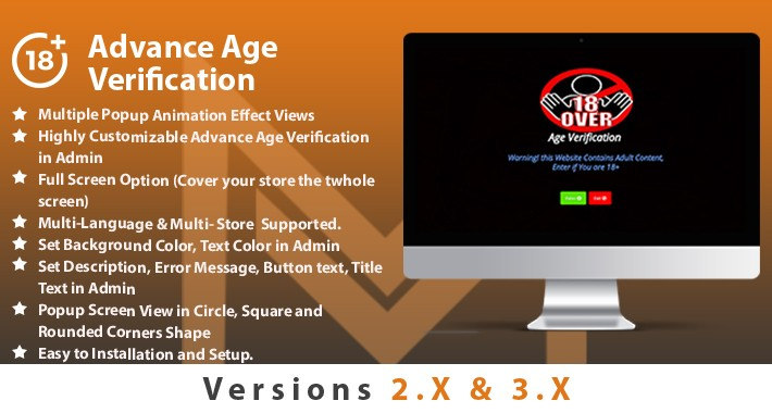 Advance Age Verification.