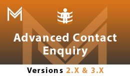 Advanced Contact Enquiry Form