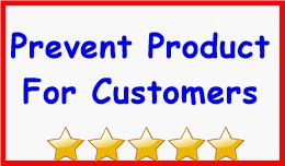 Prevent Product For Customers