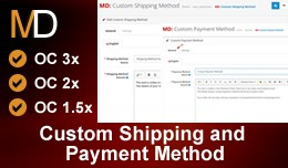 Custom Shipping and Payment Method - Request a Q..