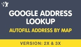Google Address Lookup