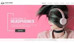 Music Base Opencart Responsive Template