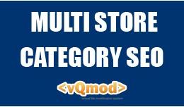 Multi Store Category SEO