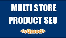 Multi Store Products SEO