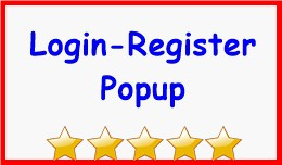 Login-Register Popup