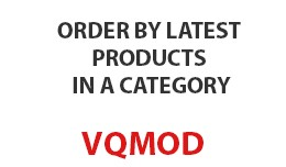 Ordering by Latest Products in Category