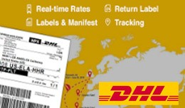 DHL Express Shipping Method for OpenCart