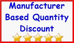 Manufacturer Based Quantity Discount