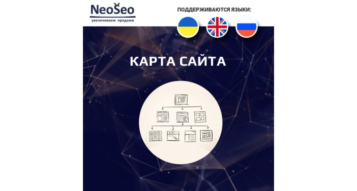 Быстрая Карта сайта NeoSeo - Модуль для Opencart