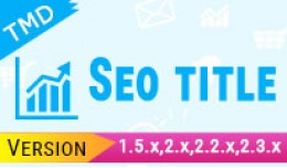 SEO URL EXTRA PAGES (1.5.x & 2.x)
