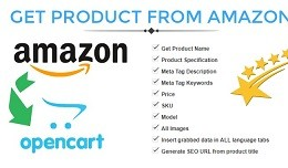Get product from Amazon