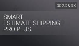 Smart Estimate Shipping Pro Plus