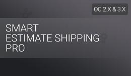 Smart Estimate Shipping Pro