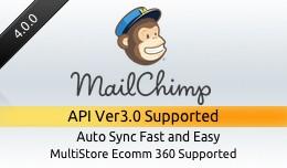 MailChimp + Ecomm360 + Adandoned Cart Support