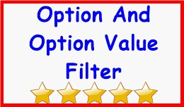 Option And Option Value Filter