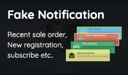 fake notifications