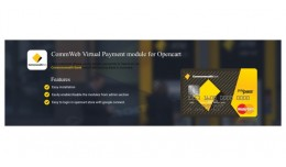Commweb Virtual Payment with 3D secure module fo..
