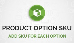Product Option SKU