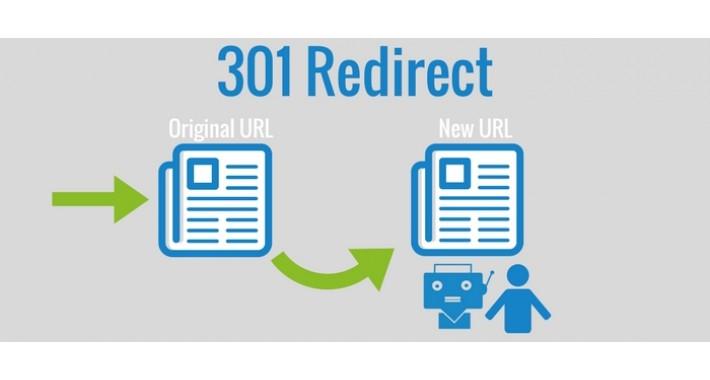 Redirect Non SEO URL to SEO URL