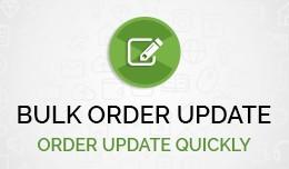 Bulk Order Status Update