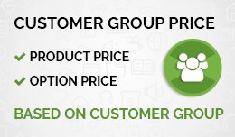Product & Option Price Accordingly Customer ..