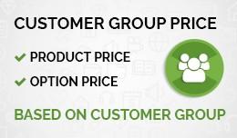 Product & Option Price Accordingly Customer ..