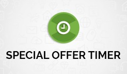 Special offer Timer