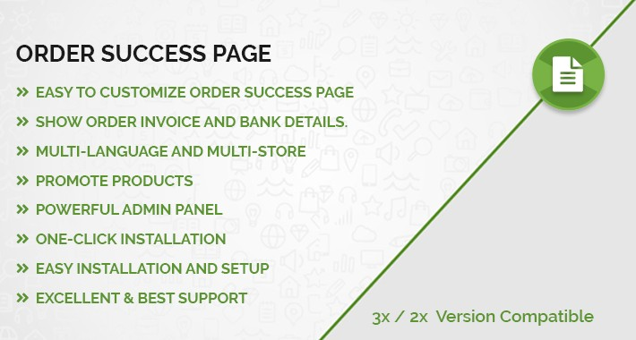 Order Success Page - Customize your checkout success page